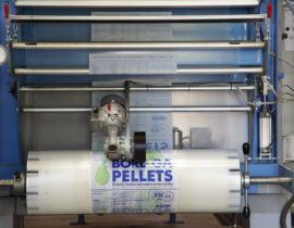 Reparto produzione Pellet Bordiga