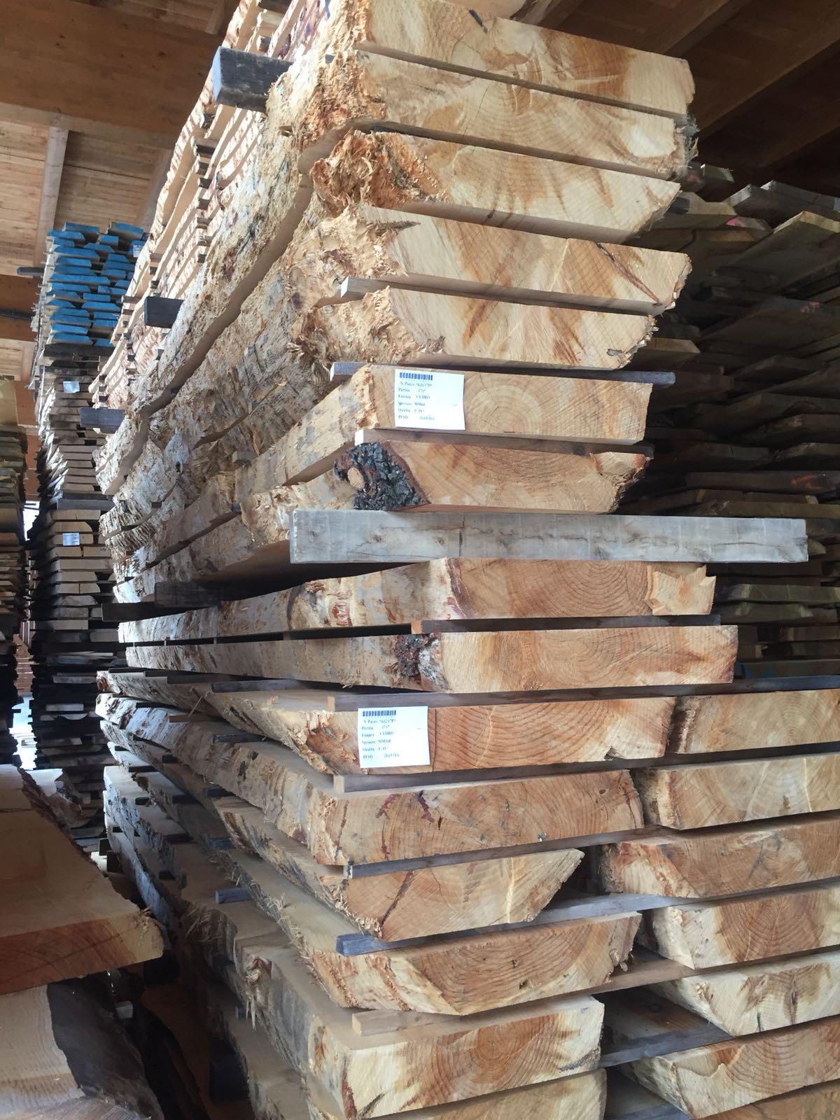 Tavole di cedro per la produzione di mobili bordiga for Produzione di mobili