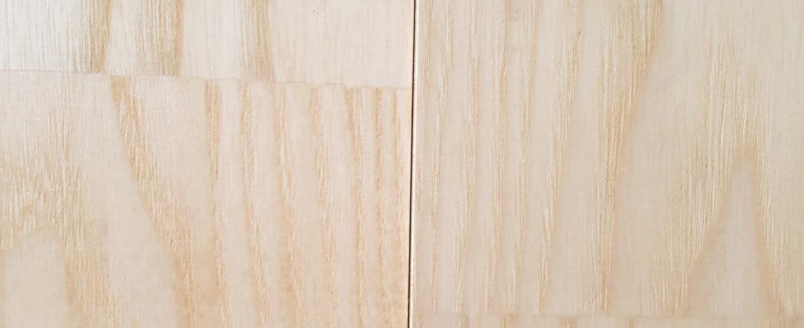 Barre in legno di frassino europeo